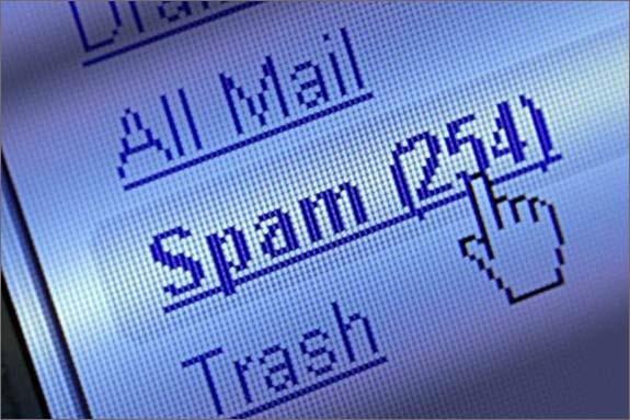 subject line fails spam