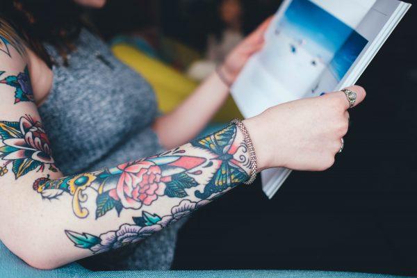 Tattoo Data Card