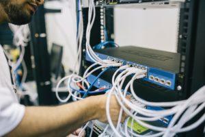 Blur computer connection